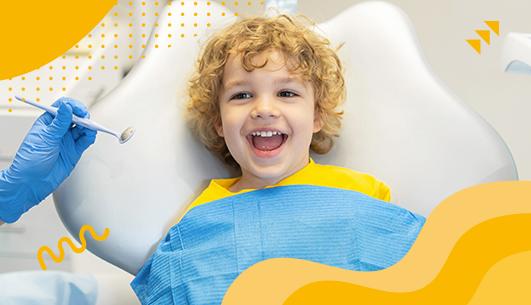 Детская стоматология в Денталь