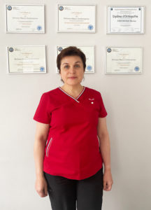 Федченко Марина Владимировна